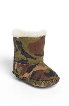 UGG® 'Caden' Boot (Baby) available at #Nordstrom- just ordered these for Christian my baby has to be stylin