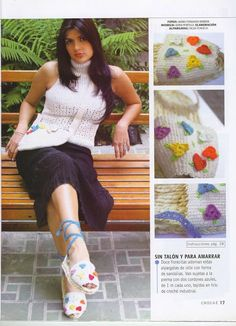 Crochet Ganchillo Ano 5 No 31 - xp - Álbumes web de Picasa