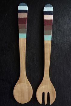 basteln malen Kuchen backen: Wühlweiber, Farben, Zwänge und Salatbesteck...