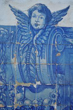 Portuguese tiles - AZULEJOS