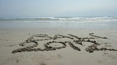Legian beach 2012
