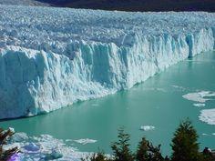 Glaciar en la Patagonia Chilena