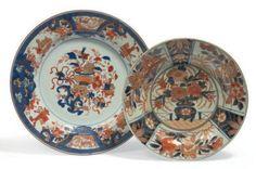 Chine, époque Kangxi (1662-1722) et Japon XVIIIe siècle.