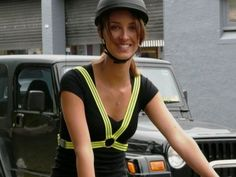 Monkeysee Reflective Harness $29.95 http://cyclestyle.com.au/shop/accessories/monkeysee-reflective-harness/