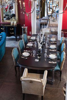 Décoration salle à manger éclectique en 25 photos top ! | Couleurs ...
