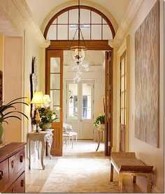 Gorgeous Entryway & Foyer