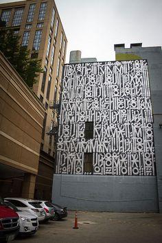 Street Art | Retna