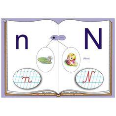 Alfabetul-planse pentru recunoasterea sunetelor si invatarea literelor Classroom Decor, School, Children, Games, Bremen, Young Children, Boys, Kids, Gaming