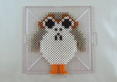 Image result for porg perler