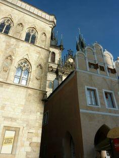 Jane at home: V Praze