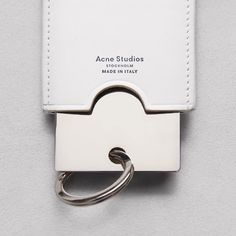 Acne Studios small leather goods #accessories — elevated essentials delivered quarterly @ minimalism.co