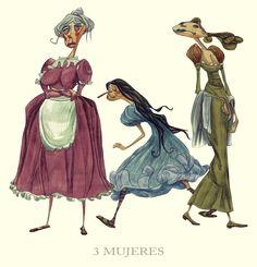 3 WOMENS