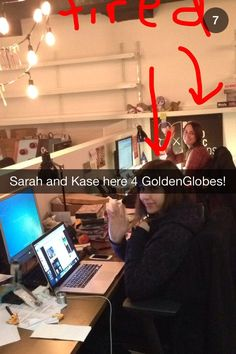 culture icon MTV @MTV show behind-the-scenes reporting for the Golden Globes on Snapchat #snapchat