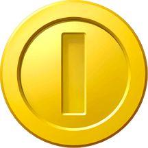Mario Bros Coin