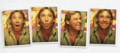 Steve Irwin | MTV Photo Gallery