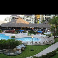 The Palapa - Cancun looks like the Mayan to me! sister club to the Caribbean best place for Happy Hour!!!