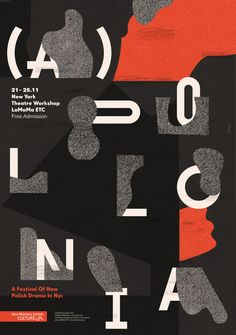 selection — posters from warsaw. striking and original