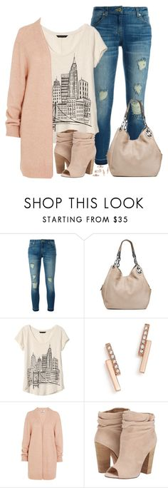 """""""Untitled 321 (Fall/Winter)"""" by maddkat ❤ liked on Polyvore featuring MICHAEL Michael Kors, Banana Republic, ZoÃ« Chicco, Acne Studios, Chinese Laundry and Kendra Scott"""
