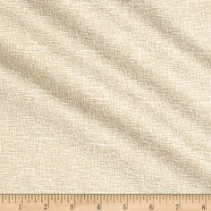 Moda Modern Backgrounds Luster Metallic Grid White from @fabricdotcom  Designed by Zen Chic for Moda, this cotton print collection features metallic accents throughout. Perfect for quilting, apparel and home decor accents. Colors include white with gold metallic accents.