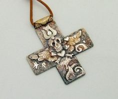 ANGELS BAY  $140.  (45mmx40mm)  www.islandmoonjewelry.com