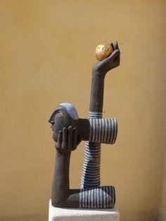 Ellen Sculpture: Galerie II