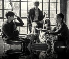 Royal Pirates. One of my favorite Korean rock bands ever!