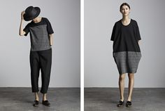 "KOWTOW: ""Solid Light"" - organic, fairtrade New Zealand based brand. Available online and in stockists."