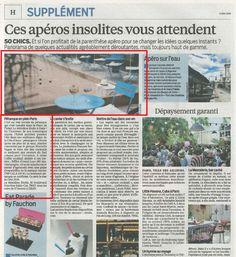 2 @leparisienfr parle de la pétanque en plein Paris au @meridienetoile en #juillet2015 avec #1789cala #petanque #game #espadrilles #summer #paris