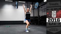 Clean And Jerk: 2016 Liftoff