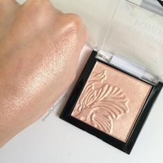 Wet n Wild Megaglo Highlighting Powder in Precious Petals. Follow my instagram @mellyfmakeup for more!