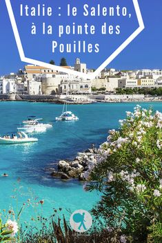 Finistere of Italy is here. At the end of the heel of the boot, Salento spreads its vast plain covered with olive trees to the cape of Santa Maria de . Santa Maria, Places To Travel, Travel Destinations, Places To Go, Michelangelo, Travel Around The World, Around The Worlds, Outfits Spring, Italy Travel