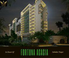 Make Your Dreams True By Bangalore's Favorite Builders......Fortuna Constructions Presents Fortuna Acacia In The Center Of Sahakar Nagar by Near Hebbal ......... Visit www.fortunaconstructions.com....... Read fortunaconstructionsblog.wordpress.com......