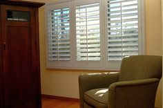 We make shutters, blinds and shades just for your home. Wood Blinds, Custom Shutters, Shades Blinds, Baltimore Design, Interior Window Shutters, Wood Windows, Bay Window Shutters, Sliding Glass Door, Window Shades