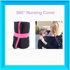 baby m 360* Nursing cover- so many many reasons why this is a great breastfeeding companion .. Nursing your baby anytime & anywhere discreetly has never been so easy!   follow @babym_products on twitter & instagram .. available also on www.fashlink.com