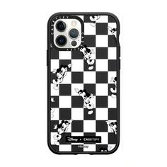 The CASETiFY x Disney Monochrome Collection is Retro and Fun!