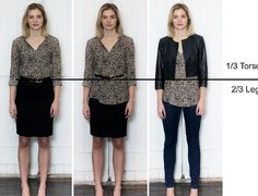 How to dress for your shape