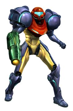 View an image titled 'Samus Gravity Suit Art' in our Metroid Prime art gallery featuring official character designs, concept art, and promo pictures. Samus Aran, Metroid Samus, Metroid Prime, Super Smash Bros, Super Mario Bros, The Elder Scrolls, Bioshock, Gi Joe, Skyrim