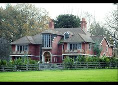 Hollywood A-listers TomKat obviously have the obligatory mansion in LA - but also own this rather large property in West Sussex.The six-bedroom home they snapped up for £2.5m just after getting married in 2006 is in East Grinstead - the same town that has the dubious honour of being the UK HQ of Scientology.As anyone who's visited East Grinstead will know, it's not exactly party central - so we bet the couple's breaks to the UK are a real laugh-a-minute. REX  ADVERTISEMENT