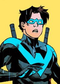 The Many Faces of Dick Grayson in Nightwing #13