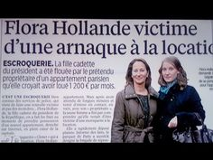 LA FILLE HOLLANDE ARNAQUEE PAR DES AFRICAINS ! COLONIES?