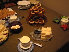 The Past on a Plate: Traditional British Food, Part 24: Here We Come a-Wassailing, or What You Will-- a Twelfth Night's Entertainment