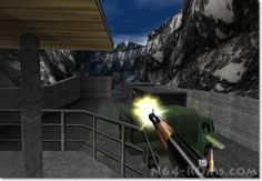 GoldenEye 007 – Solve the riddle as an real agent http://www.n64-roms.com/goldeneye-007-solve-the-riddle-like-a-secret-angent/