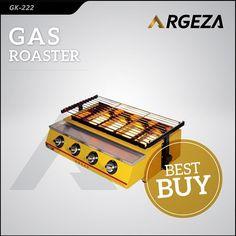 Mesin Panggang Sate atau Roaster Gas ini beroperasi menggunakan gas dengan suhu yang dapat disesuaikan. Cocok sekali untuk pemakaian rumahan maupun untuk berbisnis makanan. Mesin panggang sate ini bisa digunakan untuk membuat sate, ayam bakar, kalkun, bebek bekar, steak dan makanan lainnya. Dibandingkan dengan pembakaran yang menggunakan arang, mesin ini tentu lebih efektif dalam menghemat waktu serta proses pembakarannya cenderung lebih higienis. . . . Spesifikasi Mesin: ModelROS-ET222…