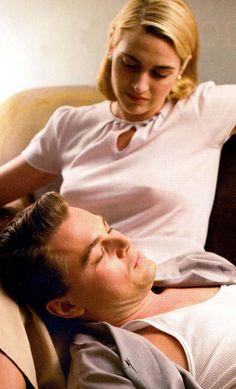 Kate Winslet & Leonardo Di Caprio,  Revolutionary Road 2008