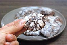 Fotorecept: Popraskané špaldové cookies