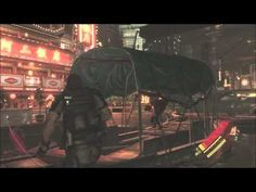 Resident Evil 6 Anthology - Walkthrough Resident Evil 6: Chris:Chapter 3: Part 4 - Difficulty Normal
