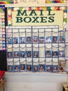 Diy Wooden Classroom Mailboxes Esther Davis Blog