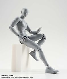 best- selling-now: Bandai - Figurine S.Figuarts - Body Kun (male) D. Figure Drawing Reference, Art Reference Poses, Body Kun, Poses Anime, Papua Nova Guiné, Human Figure Drawing, Anatomy Poses, Sitting Poses, Human Poses