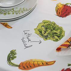 Mantel individual Soup Hierba Monesal