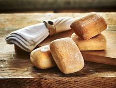 Ciabattine #singluten #sinlactosa Pan sin gluten - congelado. http://www.schaer.com/es/productos-sin-gluten/productos-congelados/ciabattine-frozen